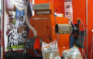Pelltech Pelletbrenner rettet alten Gas- oder Ölkessel